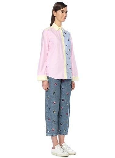 Th Collection Pantolon Lacivert